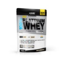 VP 100% Platinum Whey 750г срок 01.19
